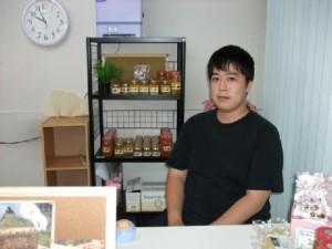 取引・ウェブ管理責任者 瀧悠一